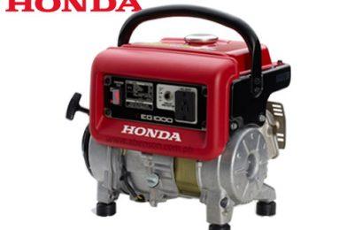 Tipe Genset Honda Yang Perlu Diketahui Sebelum Membelinya